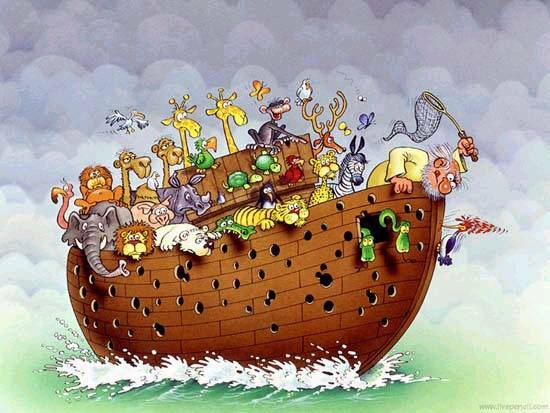 lessons from the Flood and the Ark of Noah