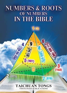 cover for numbers and roots of numbers in the bible